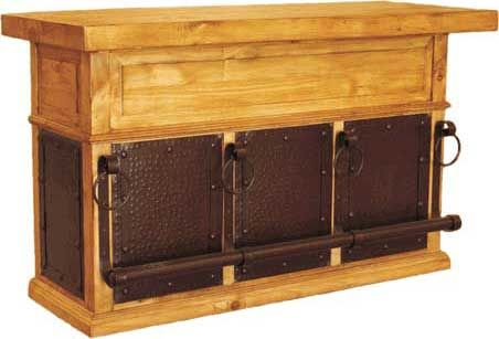 Bars Rustic Mexican Furniture
