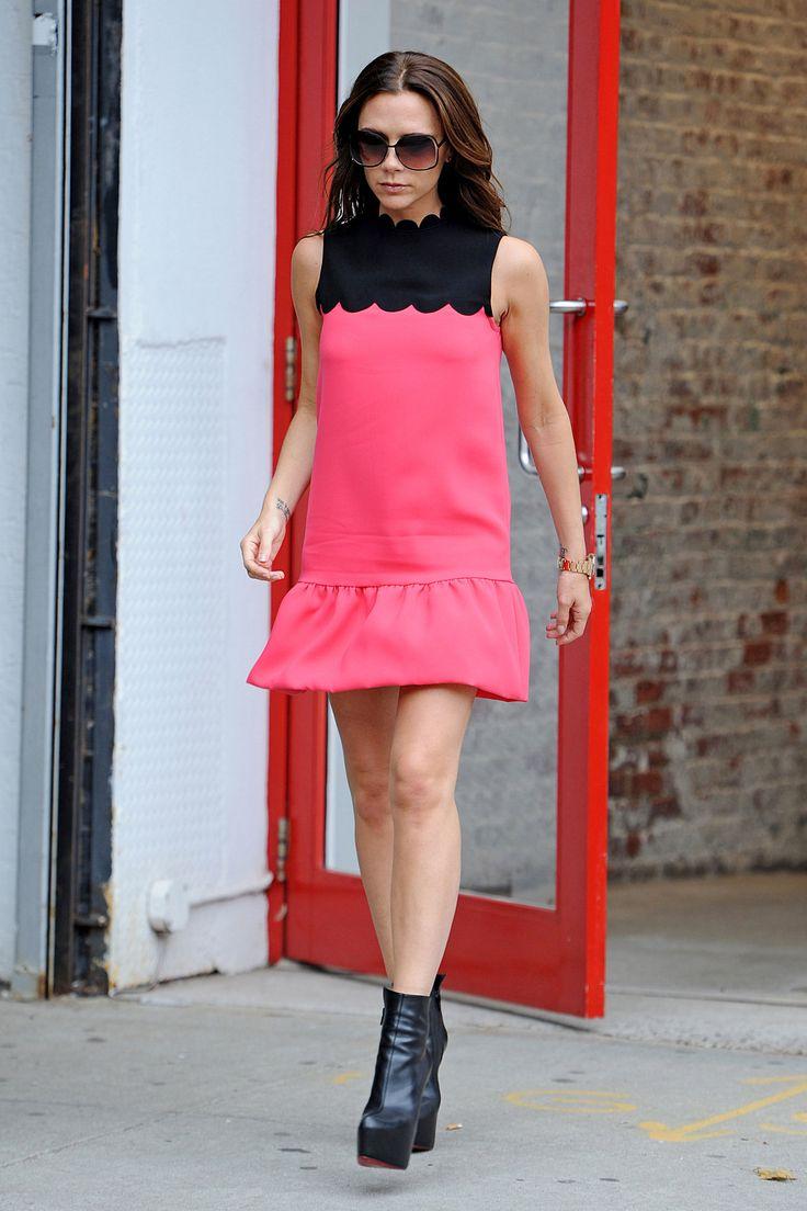 Mejores 42 imágenes de Victoria Beckham en Pinterest | Alta costura ...