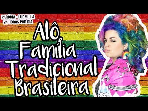 Youtuber Maíra Medeiros cria paródia LGBT em forma de protesto com música de Ludimila – Saga Das Músicas