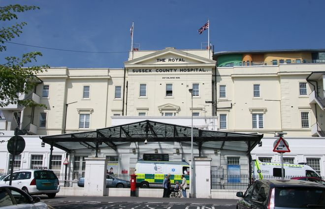 The NHS trusts for Brighton and Worthing are exploring a merger as Royal Sussex County Hospital bosses wrestle with a projected £60 million overspend.  Staff have expressed concern about the effect on jobs and patient services.  The proposed merger is part of the Sustainability and Transformatio