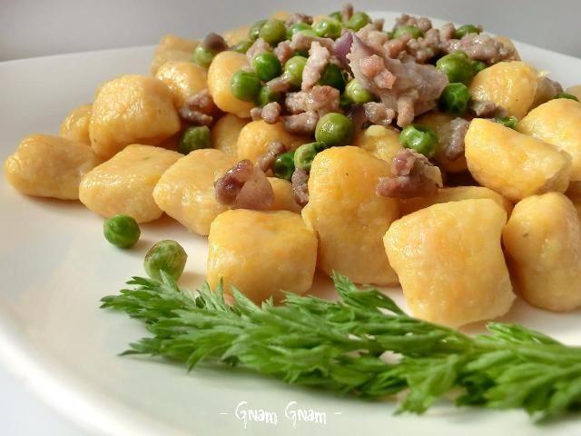 Gnocchi di carote | Ricetta passo passo
