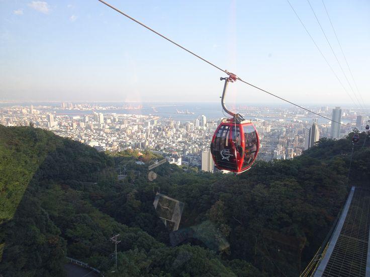 Kobe, Mt Maya Cable Car