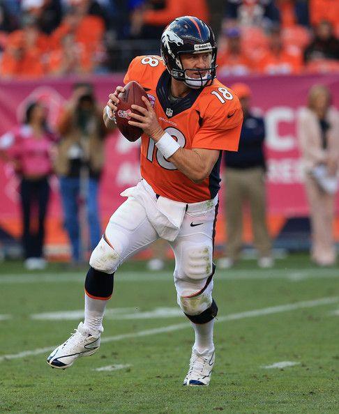 Peyton Manning // Denver Broncos
