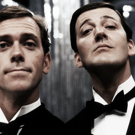 Hugh Laurie, Stephen Fry--Jeeves and Wooster