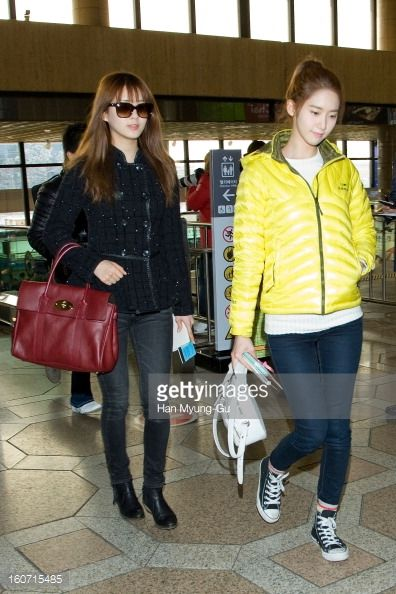 media.gettyimages.com photos seohyun-and-yoona-of-south-korean-girl-group-girls-generation-are-at-picture-id160715485?s=594x594