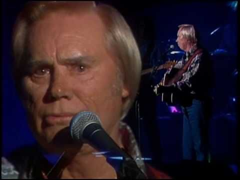 "George Jones: ""He Stopped Loving Her Today"" Live in Knoxville Civic Coliseum in 1993. (Click on photo to play this song.)"