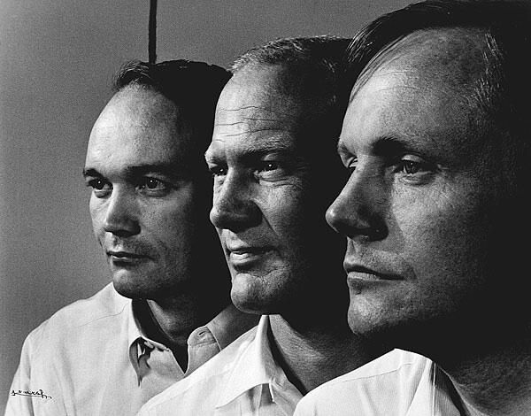 44 years ago Mike, Buzz and Neil took us to the Moon. They inspired me like no other. Eternal thanks. - Imgur