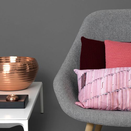 maroon coral grey pink copper // love love love the palette
