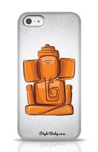 Lord Ganesha Apple iPhone 5 Phone Case
