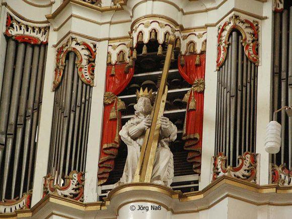 Italienische Kunst der gesegneten Jungfrau Maria