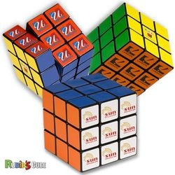 customizable rubiks cube giveaway