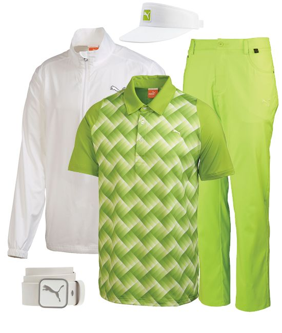 Masters Tournament 2014 Rickie Fowler - 2014 Masters Thursday: Discount Golf World