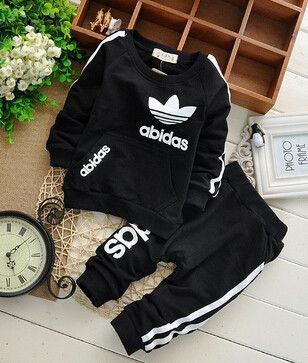 adidas toddler outfits
