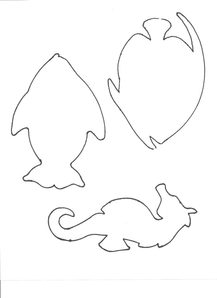 Fish template template pinterest for Printable fish template
