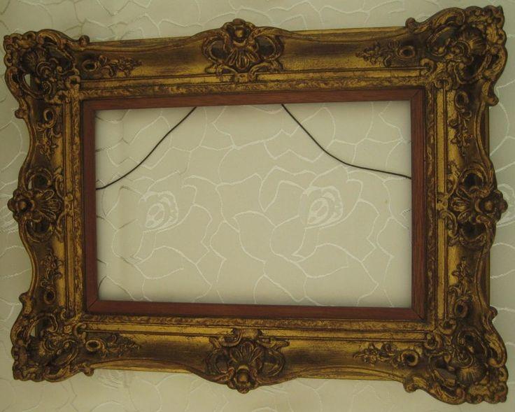 ber ideen zu bilderrahmen barock auf pinterest bilderrahmen gold ikea und zementfliesen. Black Bedroom Furniture Sets. Home Design Ideas
