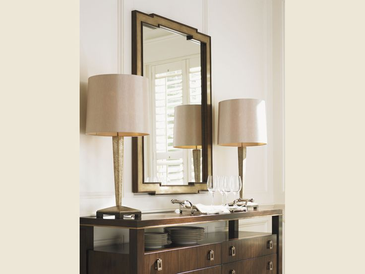 Tower Place  Glencoe Mirror   Lexington Home Brands   Get the latest  Lexington Home. 28 best Lexington Furniture images on Pinterest