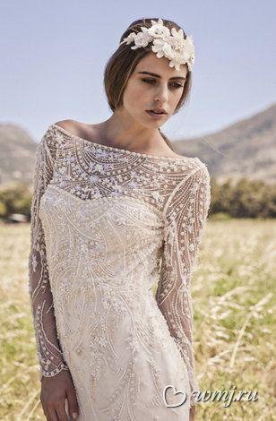 свадебное платье в стиле бохо - Поиск в Google