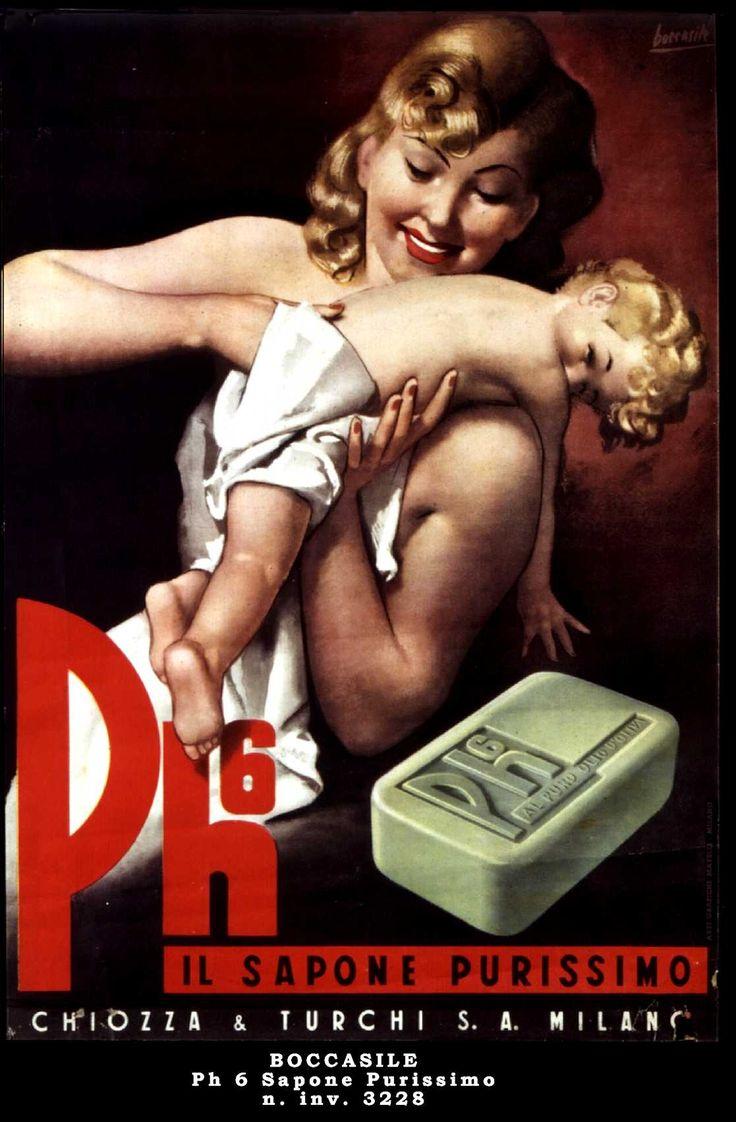 Vintage Italian Posters ~ #illustrator #Italian #vintage #posters ~ Gino Boccasile