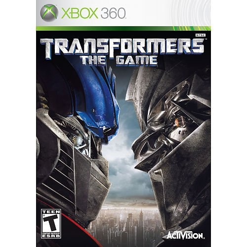 Transformers: The Game #transformers #videogame