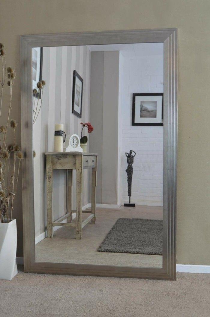 Superior Miroir Dans Une Chambre #11: Best 25+ Grand Miroir Chambre Ideas Only On Pinterest | Miroir Géant,  Guirlandes Du0027intérieur And Grand Cadre De Lit