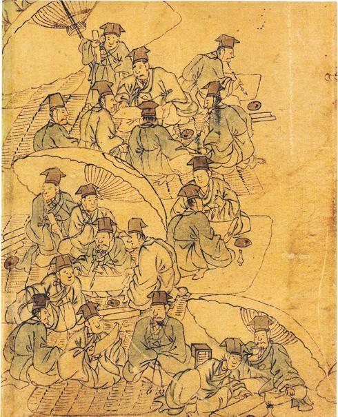 단원(檀園) 김홍도(金弘道) 1745-1806? 김홍도는 1745년에 태어나서 1806년 이후 어느 해엔가 죽었다. 최근의 학자들은 1806년 경에 죽은 것으로 추측한다. 김홍도는 지금 그의 그림으로 전하는 그림만 500점에 육박하고 그 중에도 다수의 진작과 걸작이 있다. 김홍도는 한국 회화사에 있어서 그 누구보다도 많은 양과 질 높은 그림들을 남기고 있다. 하지만 아이러니 하게도, 우리는 김홍도의 부인이 누구이고 김홍도가 말년을..