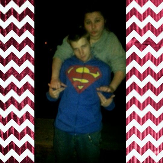 Hes my superman | Christian Lewis Lizotte | Pinterest ...