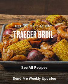 Traeger Cajun Broil Recipe | Traeger Wood Fired Grills