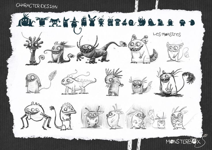 Character Design Portfolio Examples : Best alien characters images on pinterest character