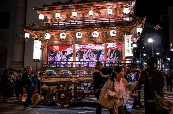 Hamamatsu Festivals (japan)