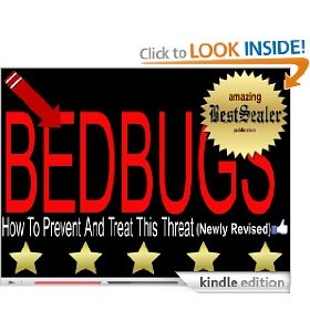 BedBugs: How To Prevent And Treat This Threat [Newly Revised]  #bed bug #bed bug bites #bed bugs symptoms #what are bed bugs #signs of bed bugs #how to detect bed bugs #pictures of bed bugs #how to avoid bed bugs $7.77