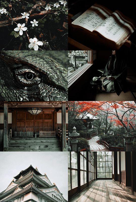 "Wizarding Schools Aesthetic | Mahoutokoro 2/2: "" It has the smallest student body of the eleven wizarding schools."""