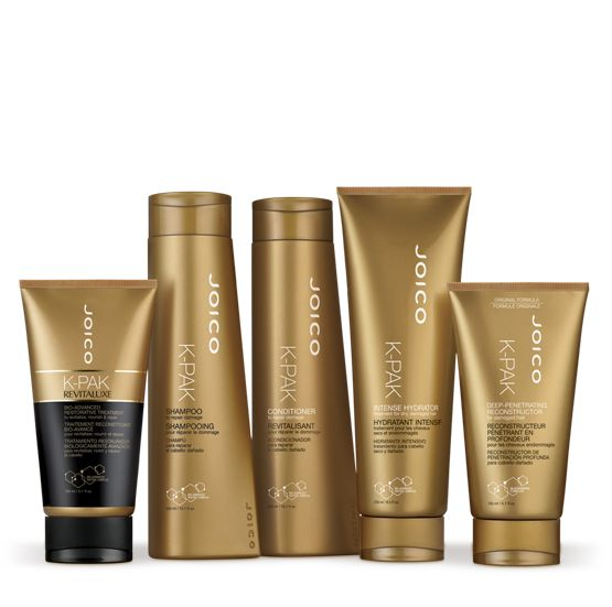 K-PAK | Joico.. The best care ever for your hair! http://pinterest.com/toscahairbeauty/ www.toscasalon.com  https://www.facebook.com/ToscaHairAndBeauty#!/ToscaHairAndBeauty