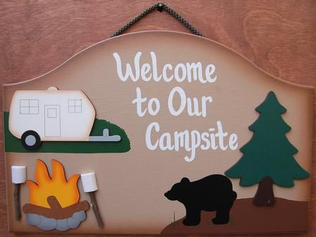 Welcome to our Campsite