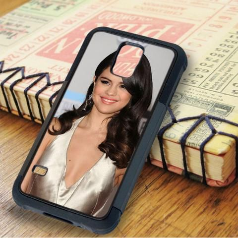 Selena Gomez Hair Highlights Samsung Galaxy S5 Case