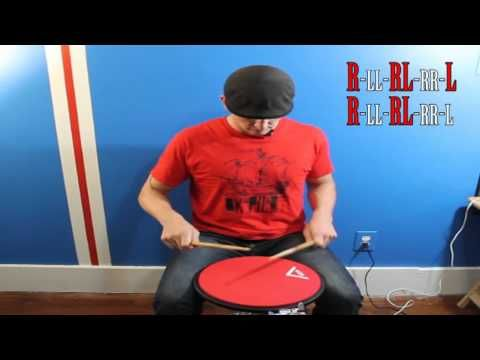 3 GREAT Drum Rudiments for Drum Solos - Part 1 - YouTube