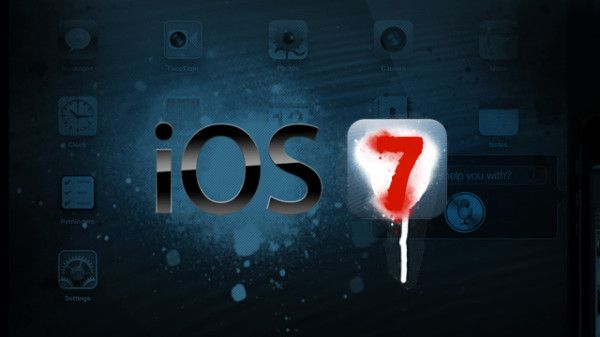 Apple May Bring A Visually Flat Look In iOS 7 -  [Click on Image Or Source on Top to See Full News]