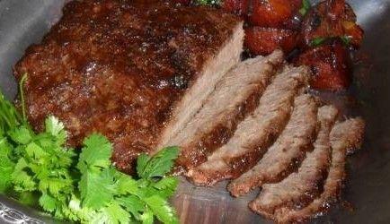 Receita de Carne assada de panela « Receitas de Hoje