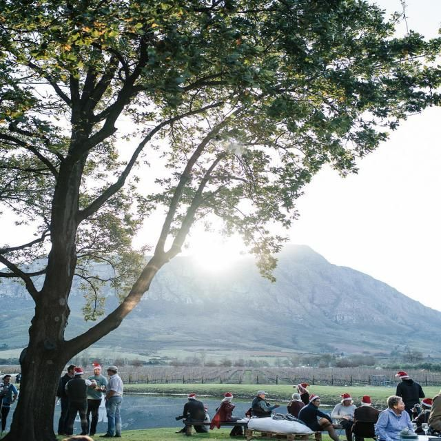 Why Cape Winelands Most Popular Holiday Destinations in The World