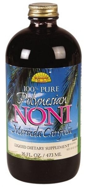 Tahitian Noni Juice by Dynamic Health (32oz Liquid)