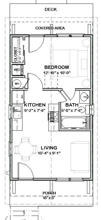 ecfddd4ab220bbe9c0cadaef354b2f71 tiny house plans house floor plans 185 best tiny house floor plans images on pinterest,12x16 Tiny House Plans