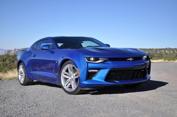 """...the [2016] Camaro SS is one of the most capable, pavement-melting, mind-bending performance cars on the road."" 