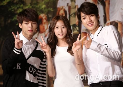 Infinite Members Holding their Own in Hi School: Love On and My Lovely Girl   A Koala's Playground