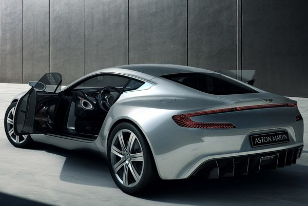 Aston Martin :)     one-77