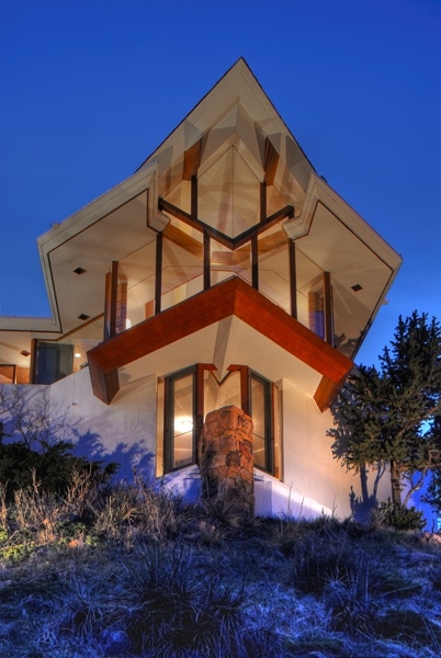 Pin By Hdi 19 On Southwest House With Images: Charles Haertling.Willard House.1961. Boulder, Co.
