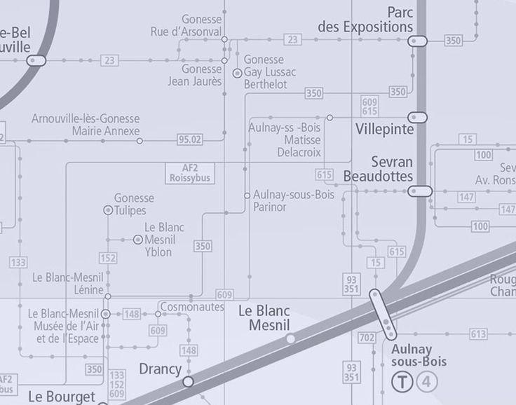 Parcourant chaque année 331 millions de kilomètres, soit 6 fois la distance entre la Terre et Mars, le bus est utilisé dans plus de 4 déplacements en transports en commun sur 10 en Île-de-France, soit 3,8 millions de déplacements chaque jour. http://www.stif.info/