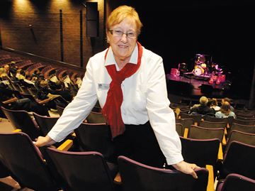 Gryphon Guild opens theatre doors in Barrie - Gryphon Guild president Marilyn Harris says the guild reinvented itself into a service club that offers a good seat for some of the best on-stage shows in the area, as well as a chance to be a part of a team and raise funds for arts and charitable causes. To find out more about ushering in a new social circle, email Harris at gryphonguild@rogers.com.