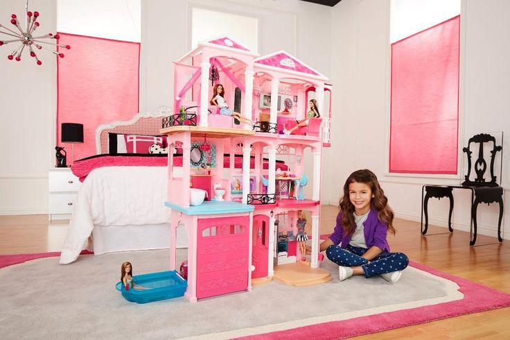 Barbie Dreamhouse Giftset
