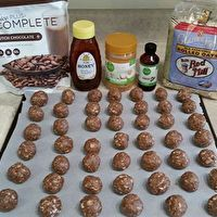 Juice Plus Complete Protein Bites by Lisa