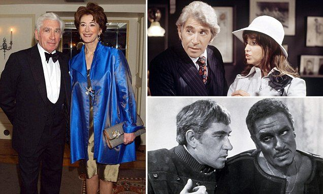 Frank Finlay, originally from Farnworth, Lancashire, played Casanova in 1971 and starred in Bouquet Of Barbed Wire in 1976, one of the most controversial dramas of the era.