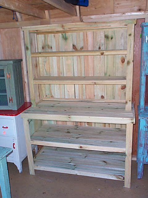 368 best handmade primitive furniture ideas images on for Hutch plans woodworking free
